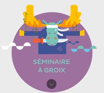 Séminaire à Groix