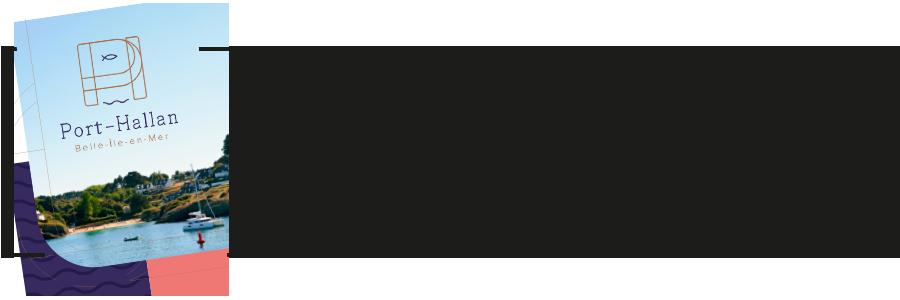 Voir aussi le projet port hallan à belle ile