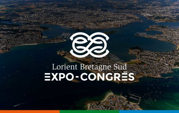 lorient bretagne sud Expo-Congrès logo