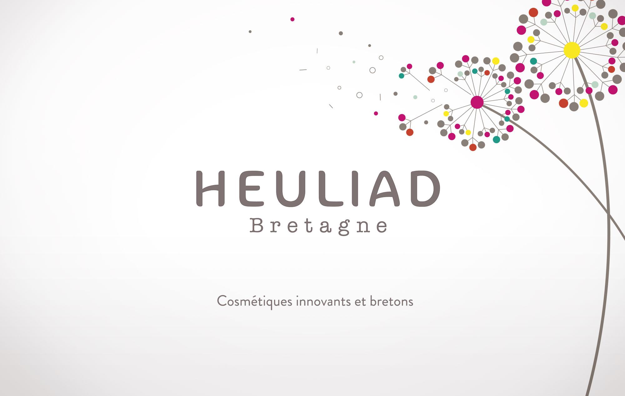 Logo heuliad et pissenlits