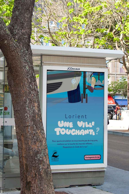 Campagne Qualité de vie Ville de Lorient