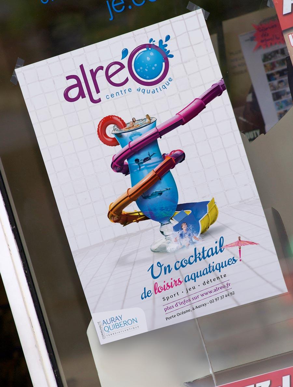 Affiche 40x60 de l'affiche Alreo