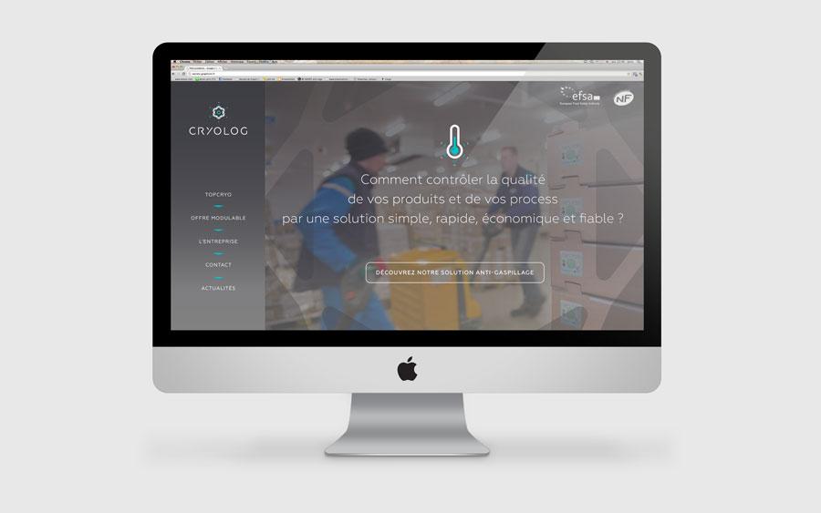 Conception du contenu et réalisation du webdesign