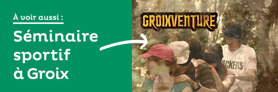 Voir la référence Groixventure