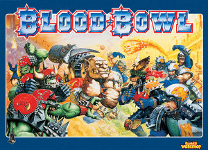 Jeu de plateau Blood bowl
