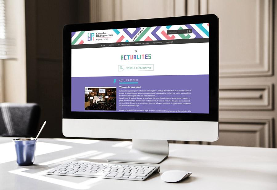 Site web du CDPL
