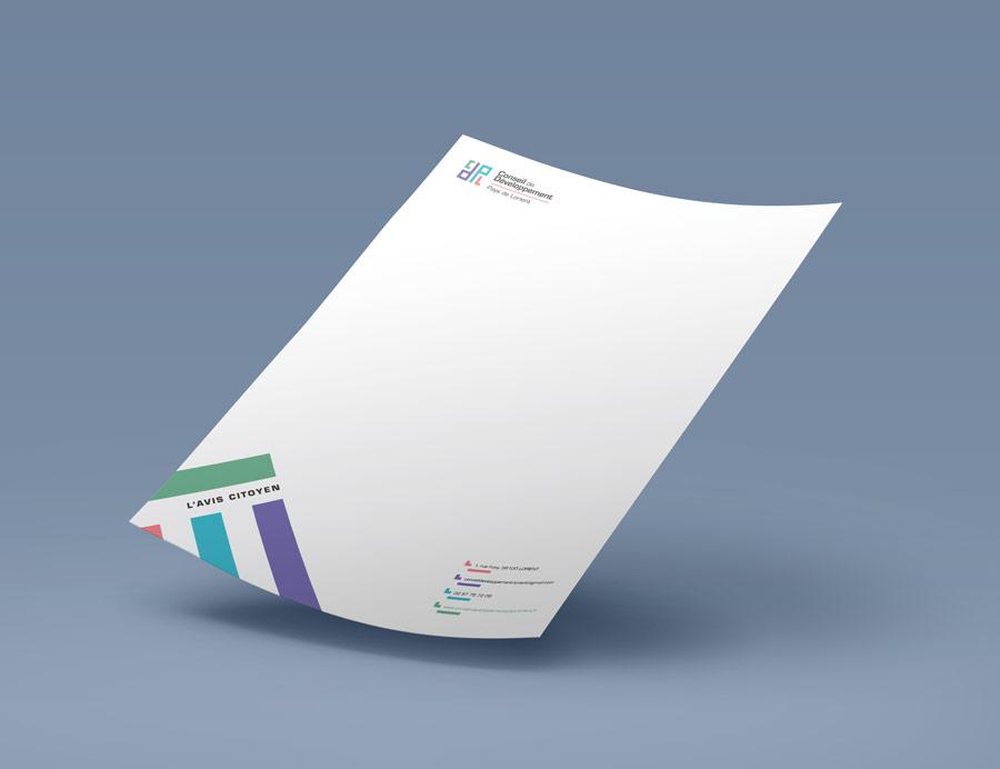 Papier en-tête du CDPL