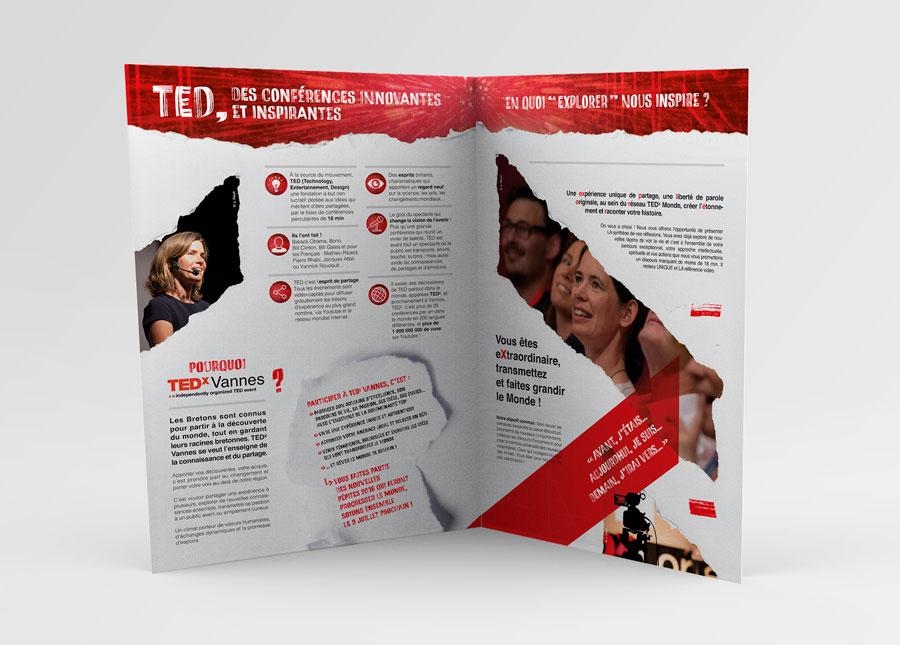 interieur plaquette Orateur TEDx Vannes