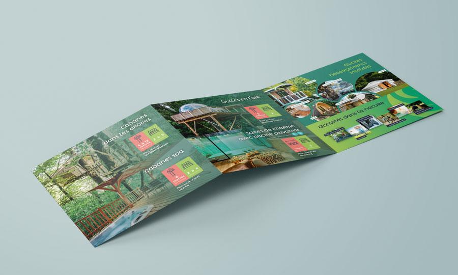 Brochure des logements insolites