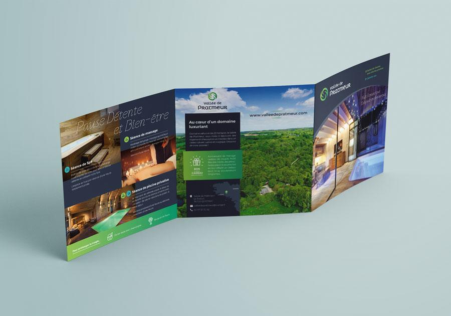 Brochure des suites et lodges