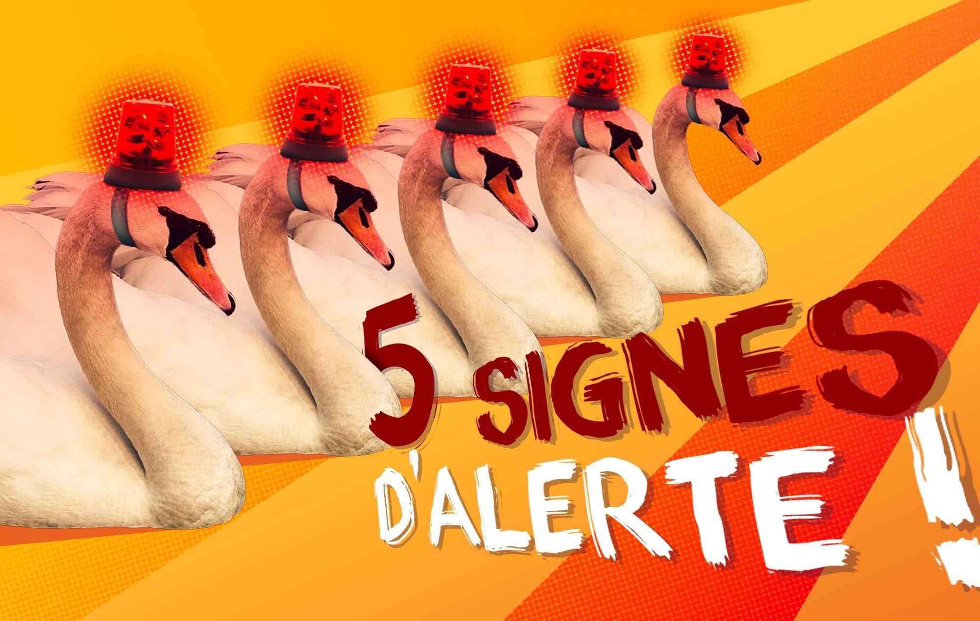 5 signes header