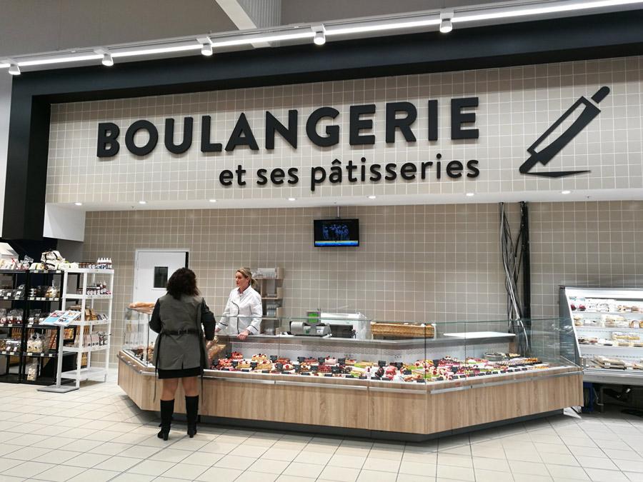 Leclerc Concarneau boulangerie
