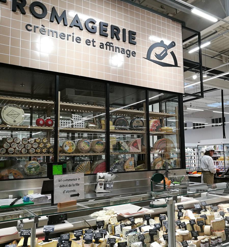 Leclerc Concarneau fromagerie
