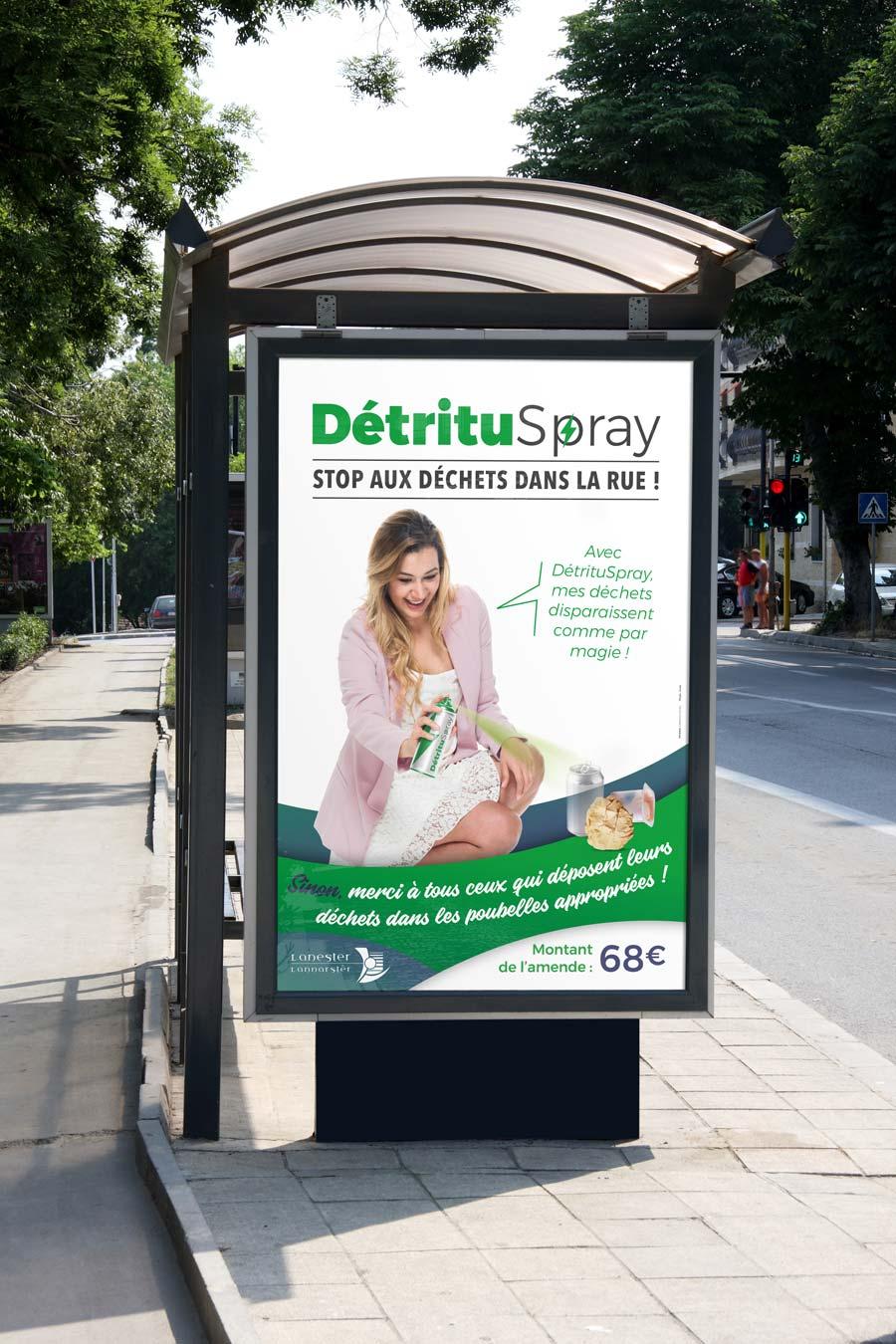 lanester-affiche-dechets-detrituspray