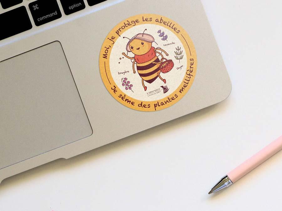 sticker-lanester-abeilles