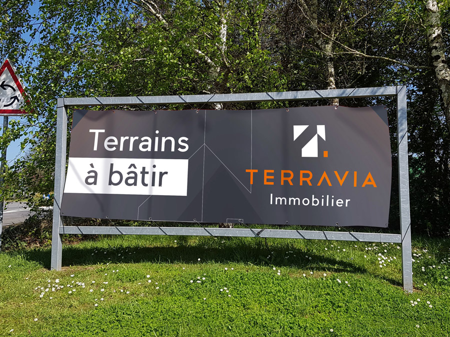 Bâche Terravia