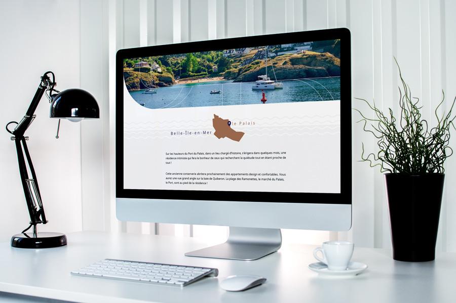 Page web du projet