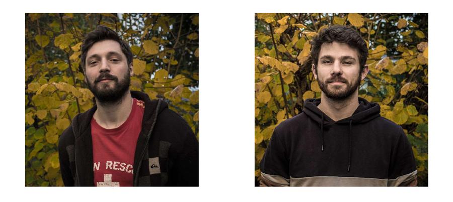 Joris Tricoire et Quentin Vuilleret