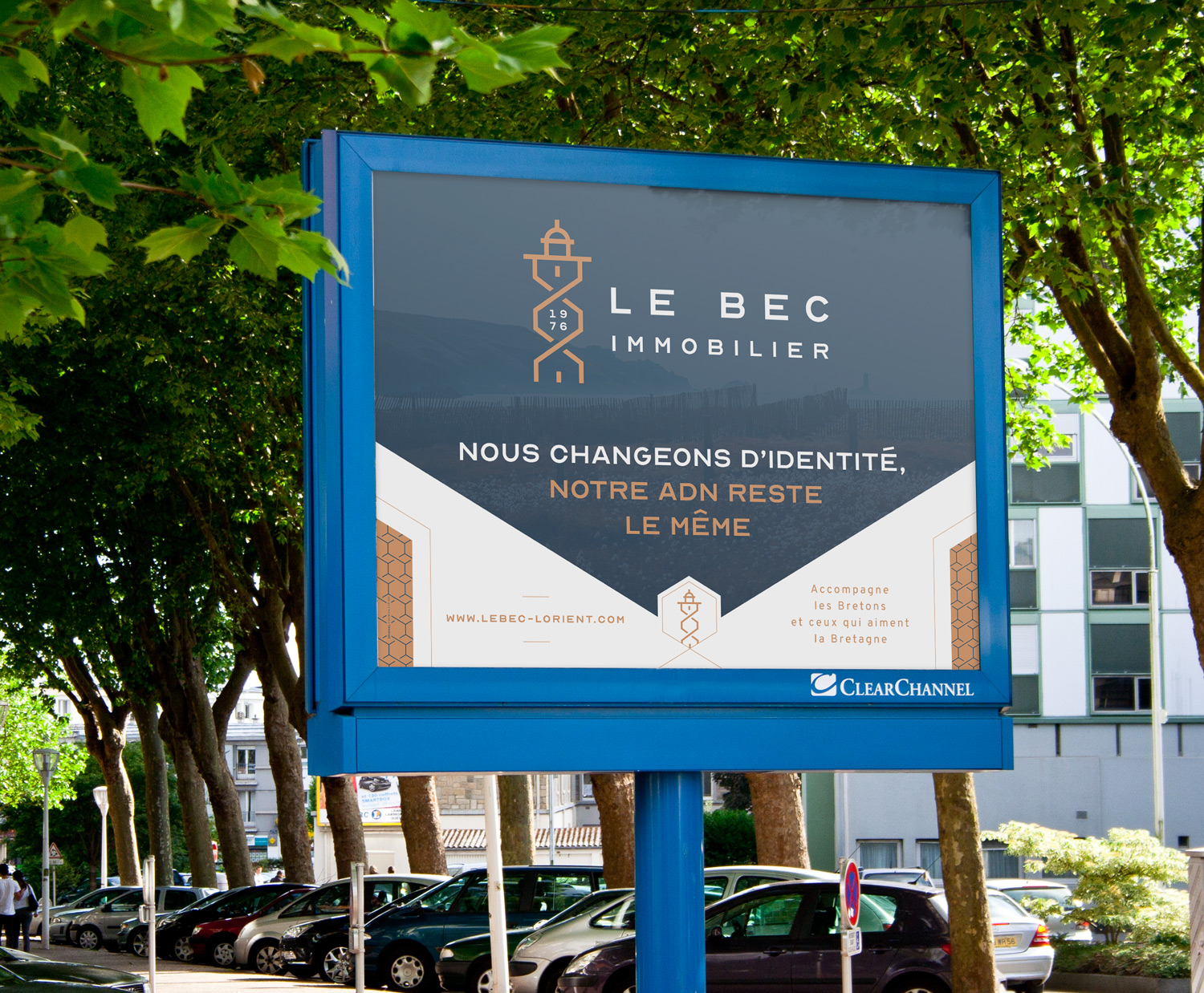 Campagne 4x3 Le Bec Immobilier