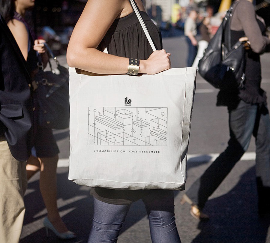 Tote bag Ilo Promotion