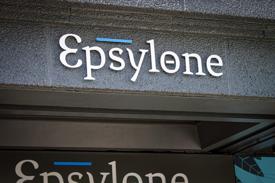 Lettrage Epsylone