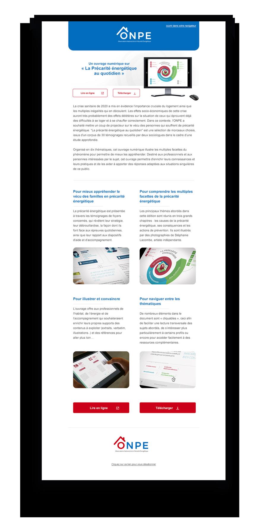 mailing onpe document numérique interactif