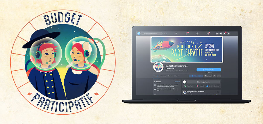 Avatar facebook budget participatif 2021